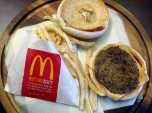 This 2-year-old Happy Meal looks only slightly less unappetizing than it did when it was purchased, and it's not because of some secret ingredient. (via Omaha.com)
