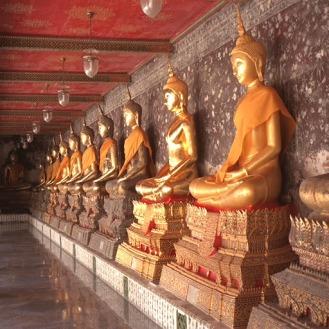 Wat Pro, Bangkok, Thailand