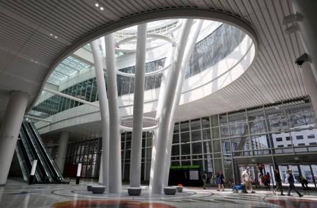 SF Trans Bary Terminal Grand Hall