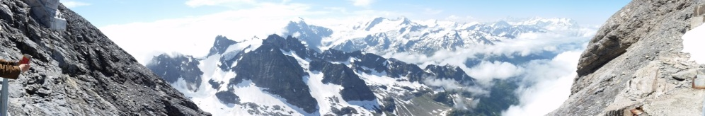 Titlis, atop the glacier '16