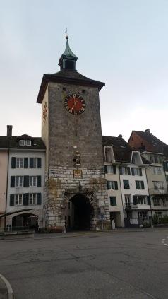 Zeitklockenturm, Solothurn