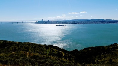 SF Bay from Angel Island