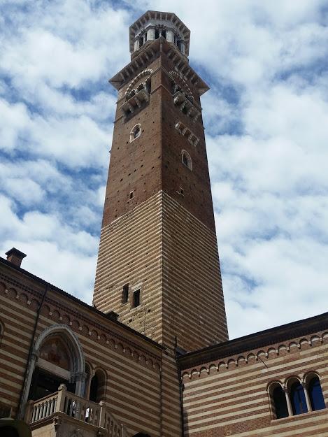 Lambertti Tower, Verona